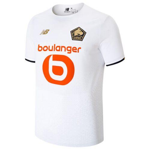 Lille Away Football Shirt 21 22