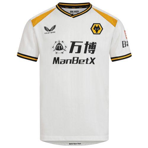 Wolverhampton Wanderers Third Football Shirt 21 22
