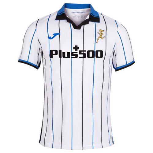 Atalanta Away Football Shirt 21 22