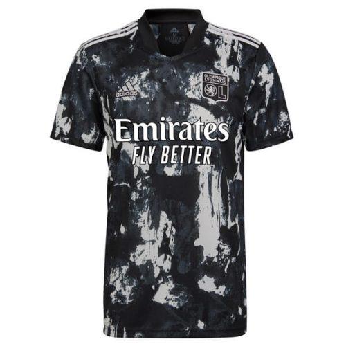 Lyon Third Football Shirt 21 22