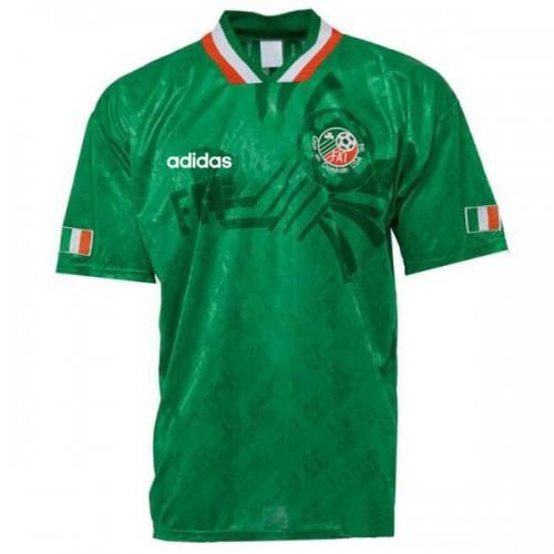 Retro Ireland Home Football Shirt 1994