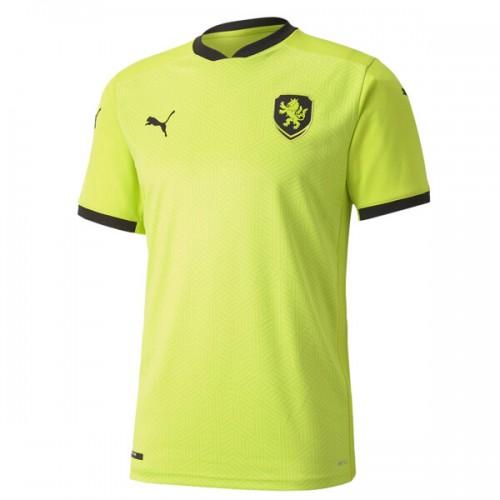 Czech Republic Away Euro 2020 Football Shirt