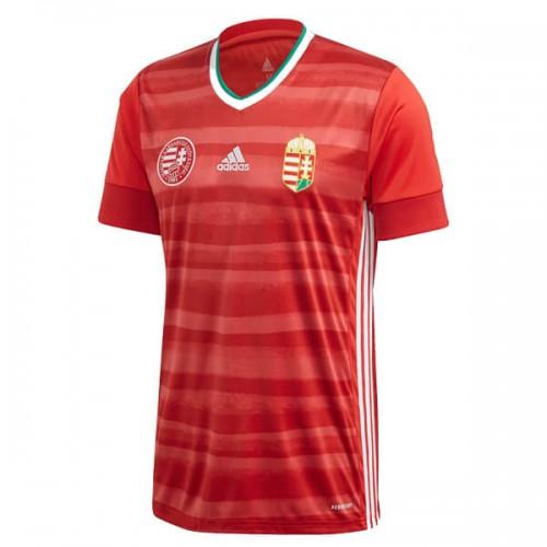 Hungary Home Euro 2020 Football Shirt
