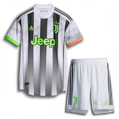 Juventus Palace X Fourth Kids Football Kit 19 20