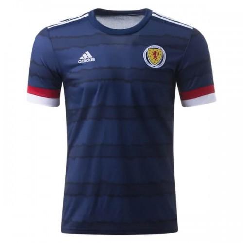 Scotland Home Euro 2020 Football Shirt