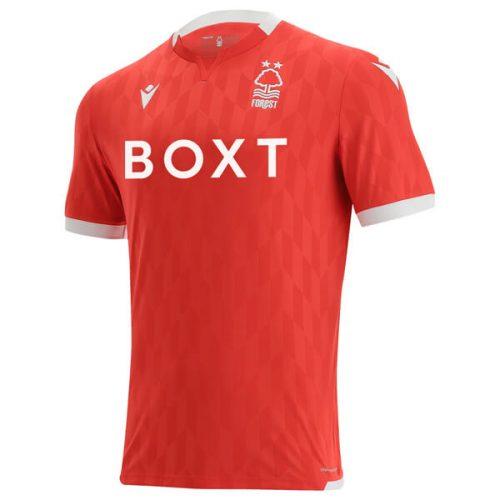 Nottingham Forest Home Football Shirt 21 22