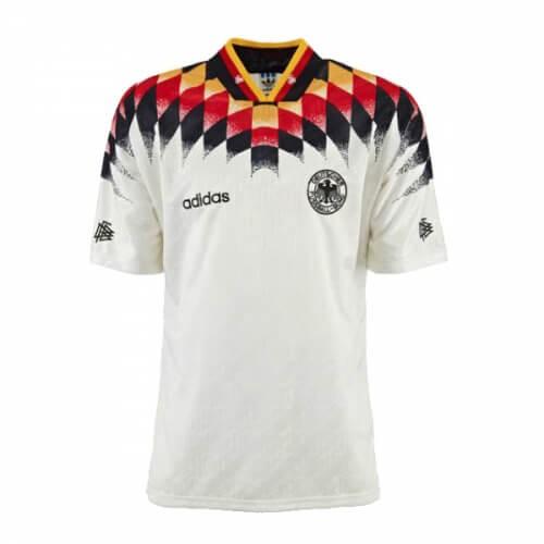 Retro Germany Home 1994 Football Shirt