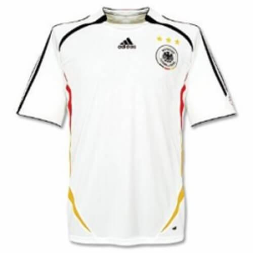 Retro Germany Home 2006 Football Shirt