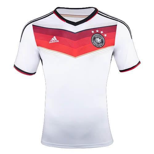 Retro Germany Home 2014 Football Shirt