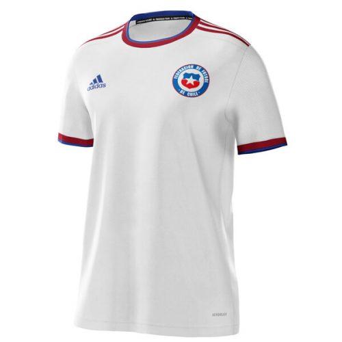 Chile Away Football Shirt 2021