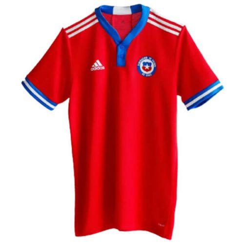 Chile Home Football Shirt 2021