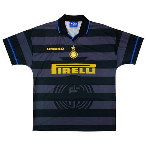 Retro Inter Milan Third Football Shirt 97 98