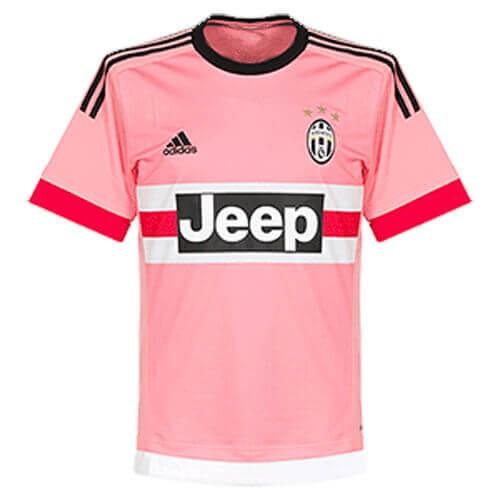 Retro Juventus Away Football Shirt 15 16