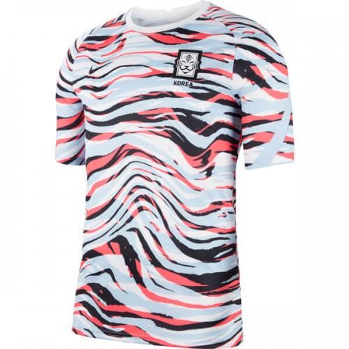 South Korea 2020 Pre Match Training Football Shirt