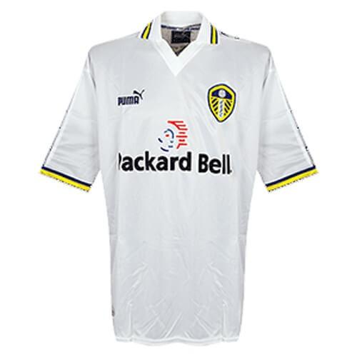 Retro Leeds United Home Football Shirt 98 00
