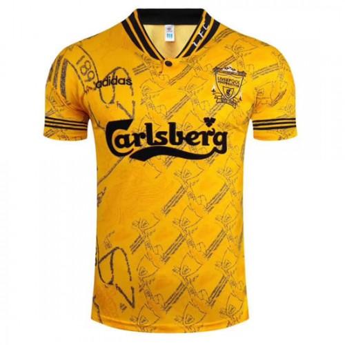 Retro Liverpool Third Football Shirt 9496