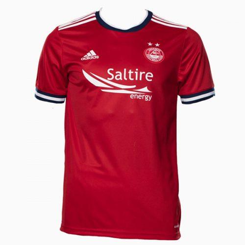 Aberdeen Home Football Shirt 21 22