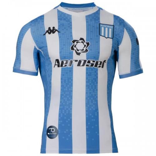 Racing Club Home Soccer Jersey 2020