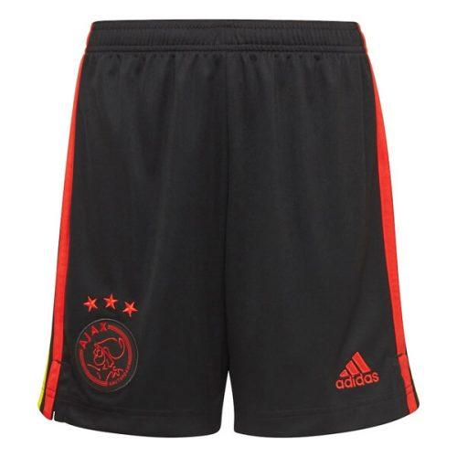Ajax Third Football Shorts 21 22