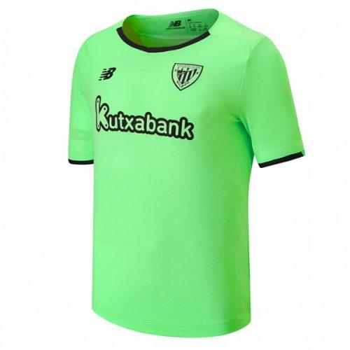 Athletic Bilbao Away Football Shirt 21 22