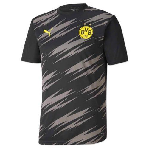 Dortmund Pre Match Training Football Shirt