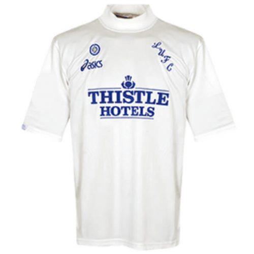 Retro Leeds United Home Football Shirt 95 96
