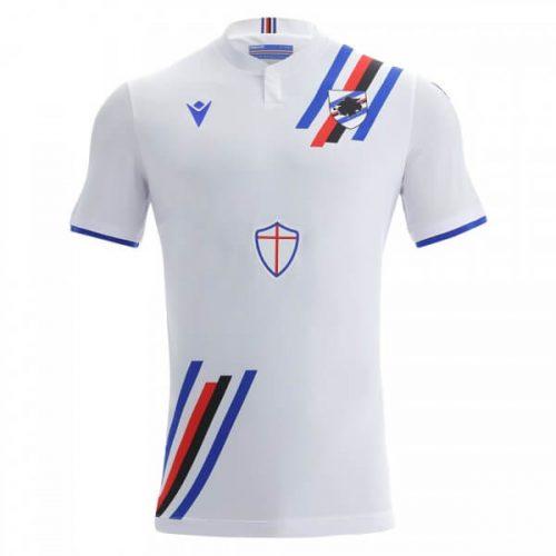 Sampdoria Away Football Shirt 21 22