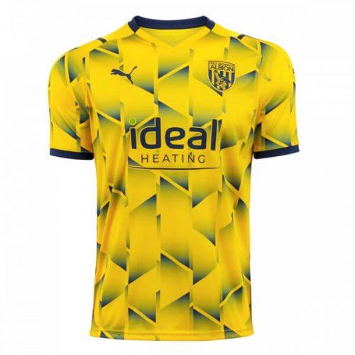 West Bromich Albion Third Football Shirt 21 22