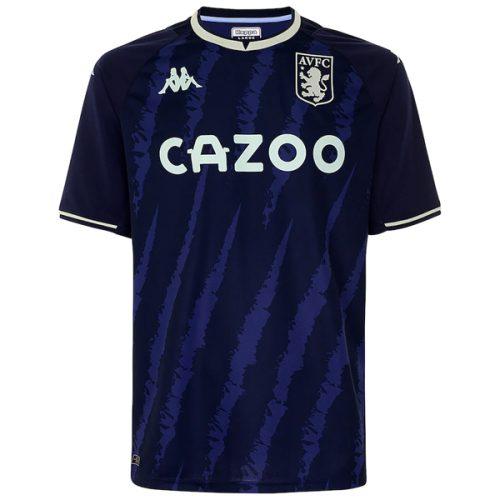 Aston Villa Third Football Shirt 21 22