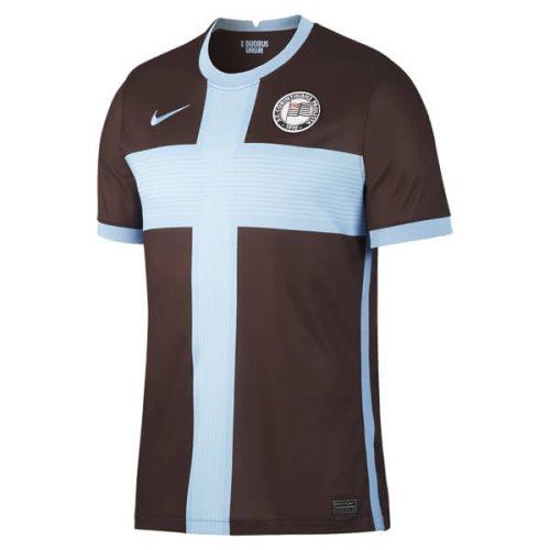 Corinthians Third Soccer Jersey 20 21