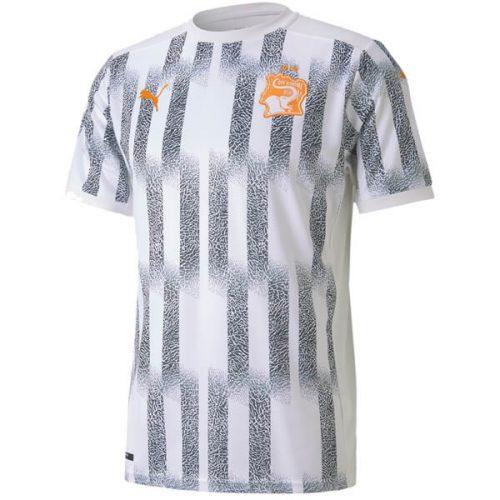 Ivory Coast Away Football Shirt 20 21