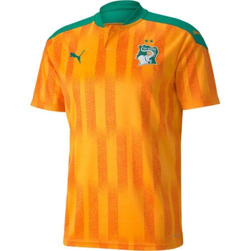 Ivory Coast Home Football Shirt 20 21