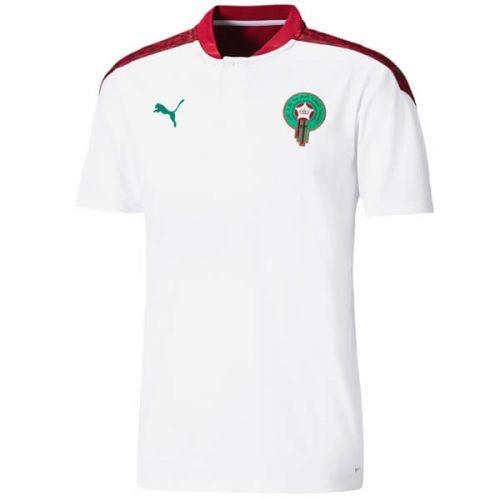 Morocco Away Football Shirt 20 21