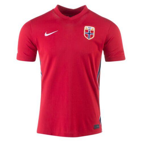 Norway Home Football Shirt 20 21