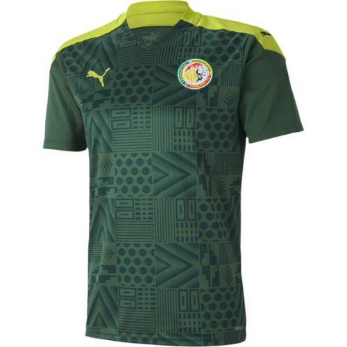 Senegal Away Football Shirt 20 21