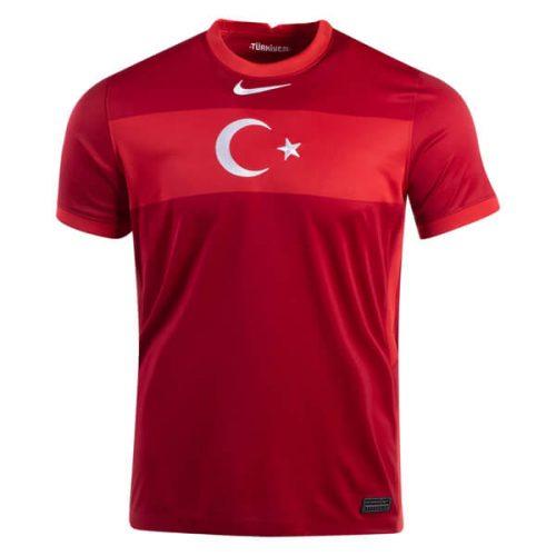Turkey Away Football Shirt 20 21