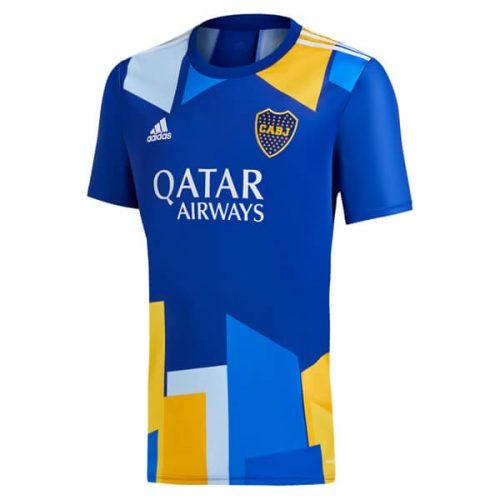 Boca Juniors Third Soccer Jersey 2122