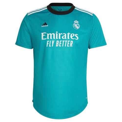 Real Madrid Third Womens Football Shirt 21 22