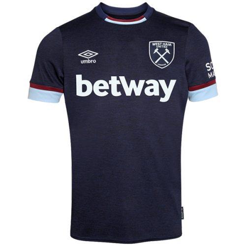West Ham Third Football Shirt 21 22