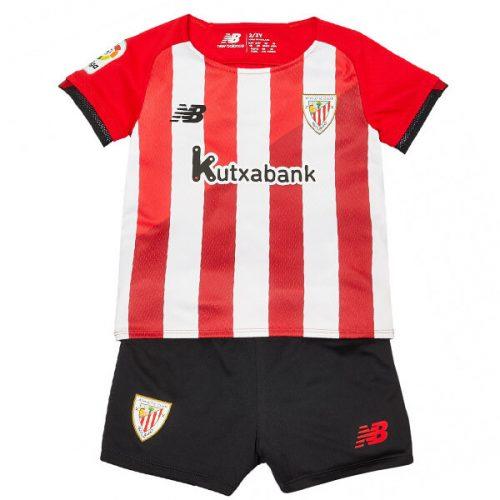Athletic Bilbao Home Kids Football Kit 21 22