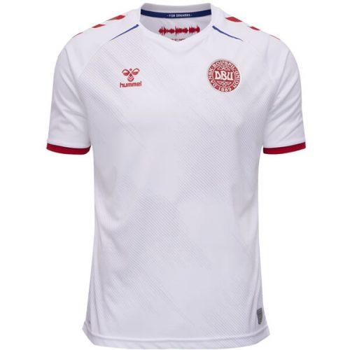 Denmark Away Football Shirt 2021