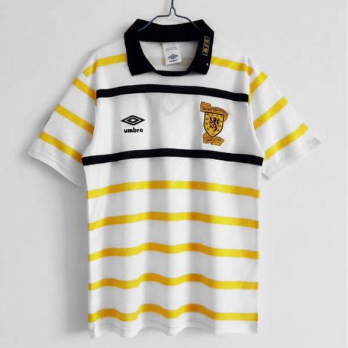Retro Scotland Away Football Shirt 88