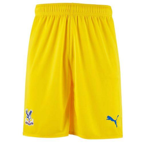 Crystal Palace Away Football Shorts 21 22