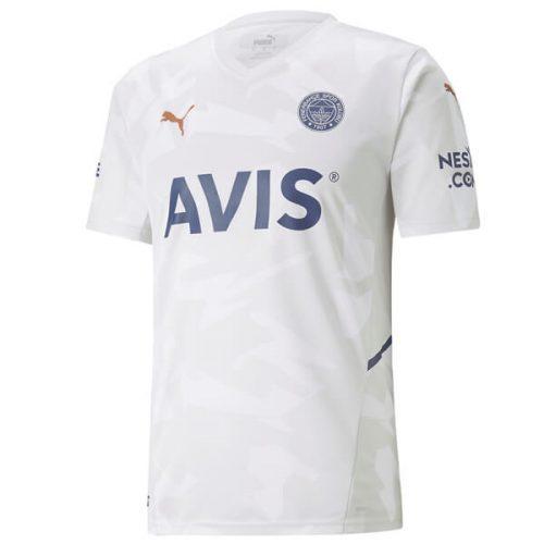 Fenerbahce Away Football Shirt 21 22