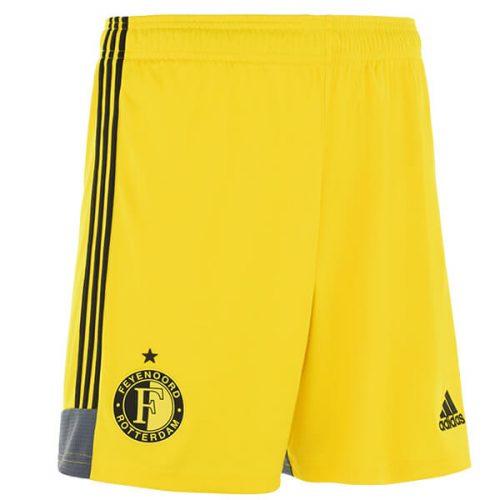 Feyenoord Away Football Shorts 21 22