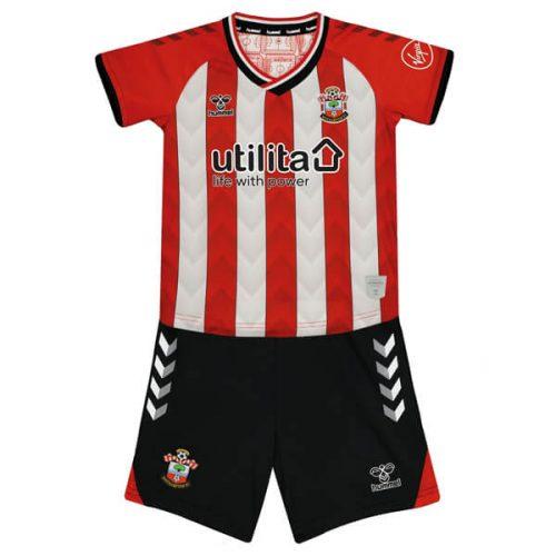 Southampton Home Kids Football Kit 21 22