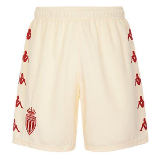 AS Monaco Third Football Shorts 21 22