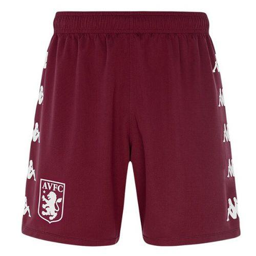 Aston Villa Away Football Shorts 21 22