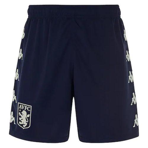 Aston Villa Third Football Shorts 21 22