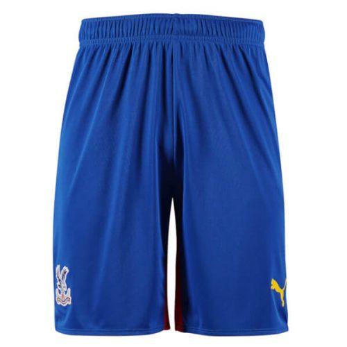 Crystal Palace Home Football Shorts 21 22